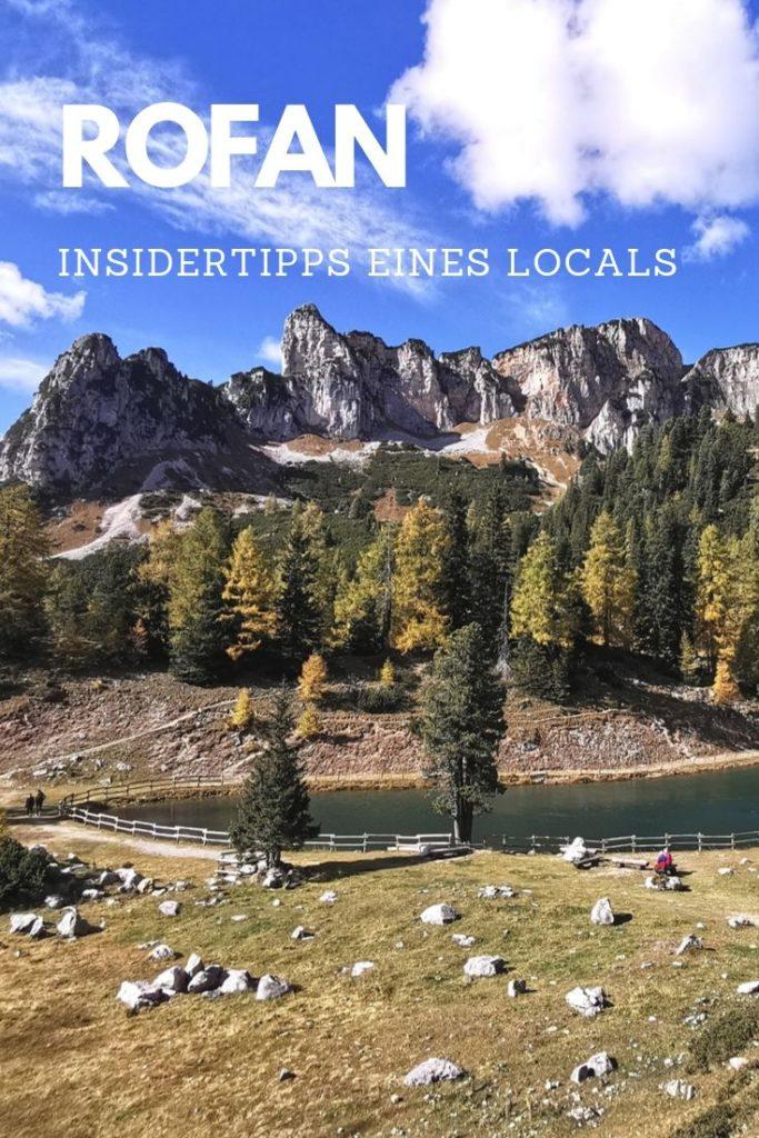 Meine Tirol Tipps merken - mit diesem Pin auf Pinterest
