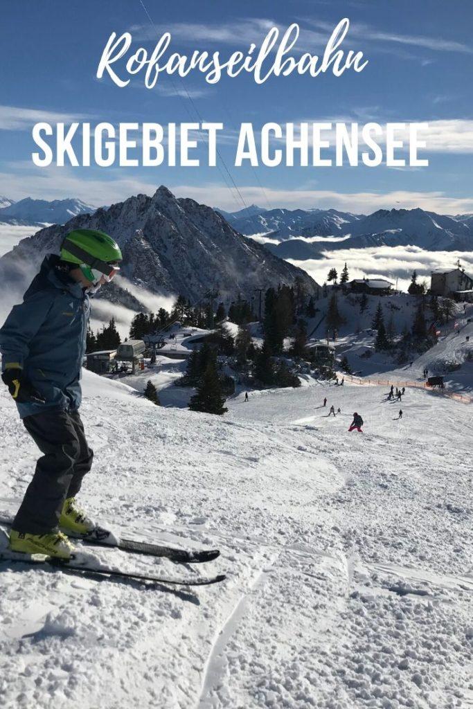 Rofan Skigebiet - merk dir diesen Tipp für deinen nächsten Skitag in den Alpen!
