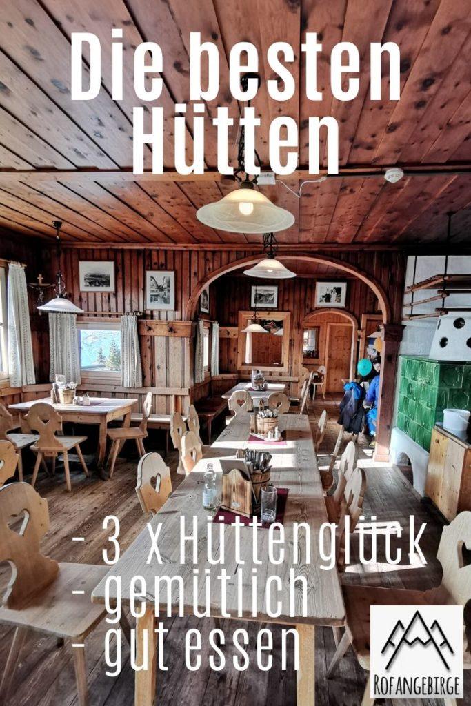 Rofan Hütte