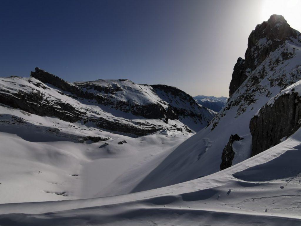 Skitouren Rofan - Bilderbuchlandschaft in Tirol