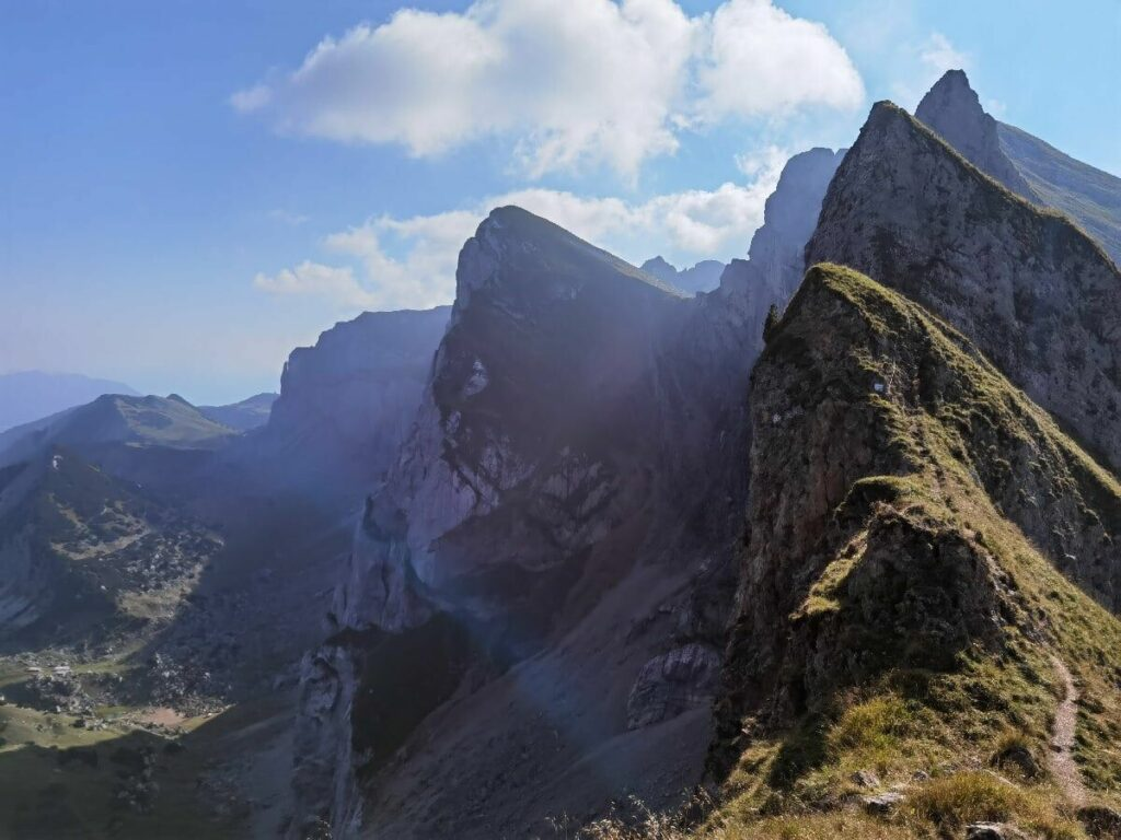Hier kannst du in den Brandenberger Alpen wandern