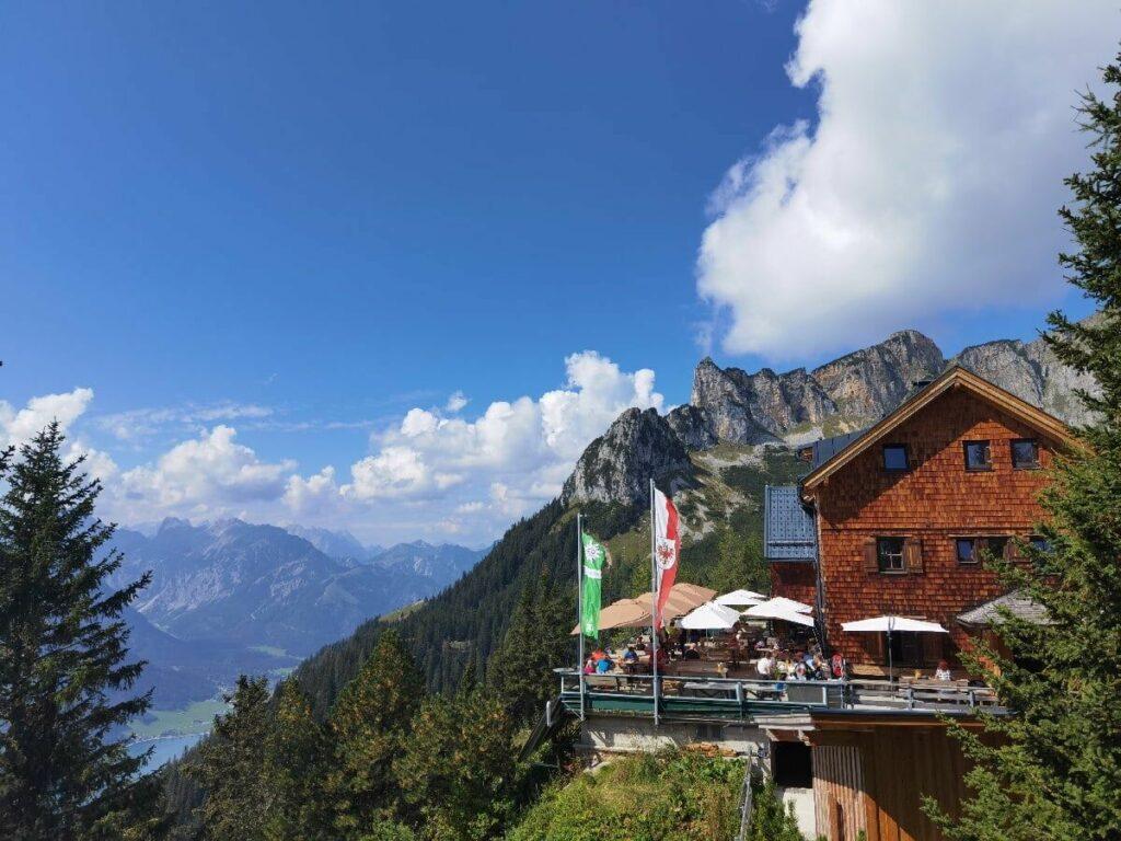 Welche Brandenberger Alpen Hütten sind schön? Ich zeige sie dir hier in meinem Beitrag