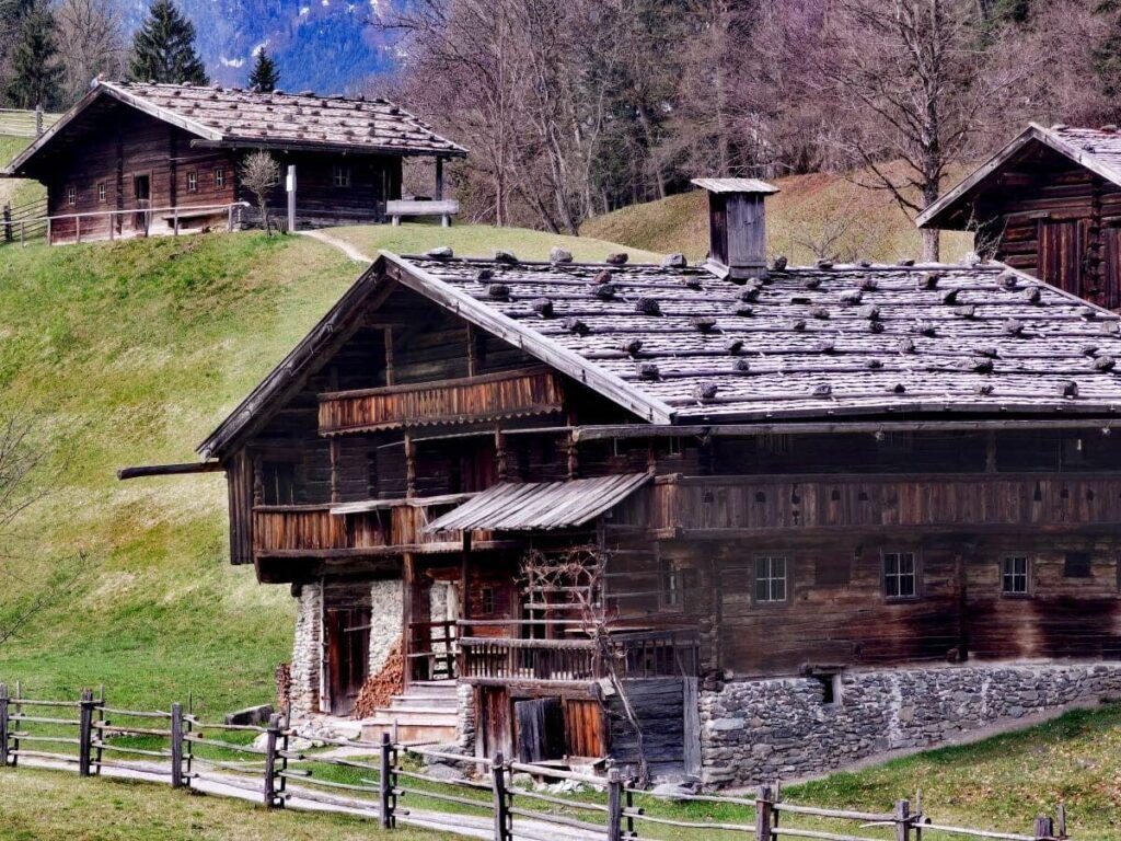 Ein Teil der Brandenberger Alpen liegt in der Ferienregion Alpbachtal